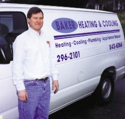 Baker Heating Cooling And Plumbing Cell Phone Coupons